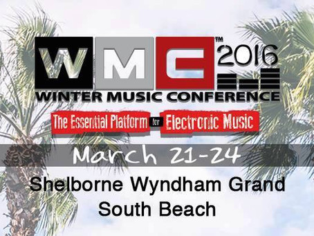 #GuideTo: Successful Networking and Final Words on Winter Music Conference 2016, Days 3&4