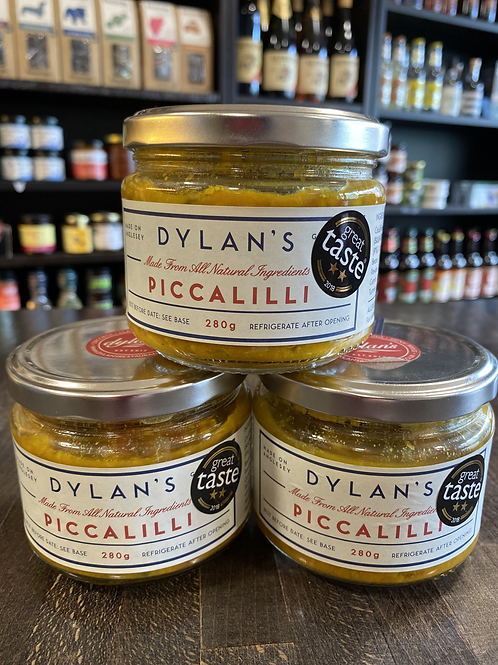 Dylan's Piccalilli