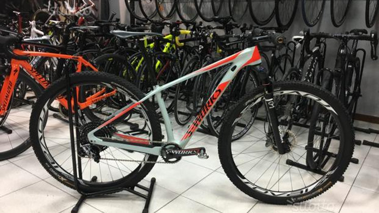 Specialized stumpjumper s-works 2016 (S)