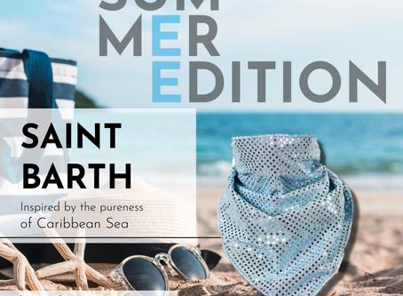 La cristallinità dei Caraibi in Saint Barth