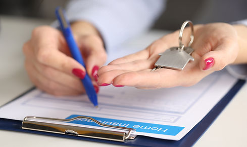female-hands-hold-house-keys-and-fill-ou
