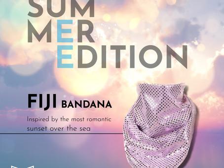 Fiji Bandana - Summer Edition