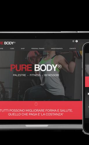 Pure Body - Palestra