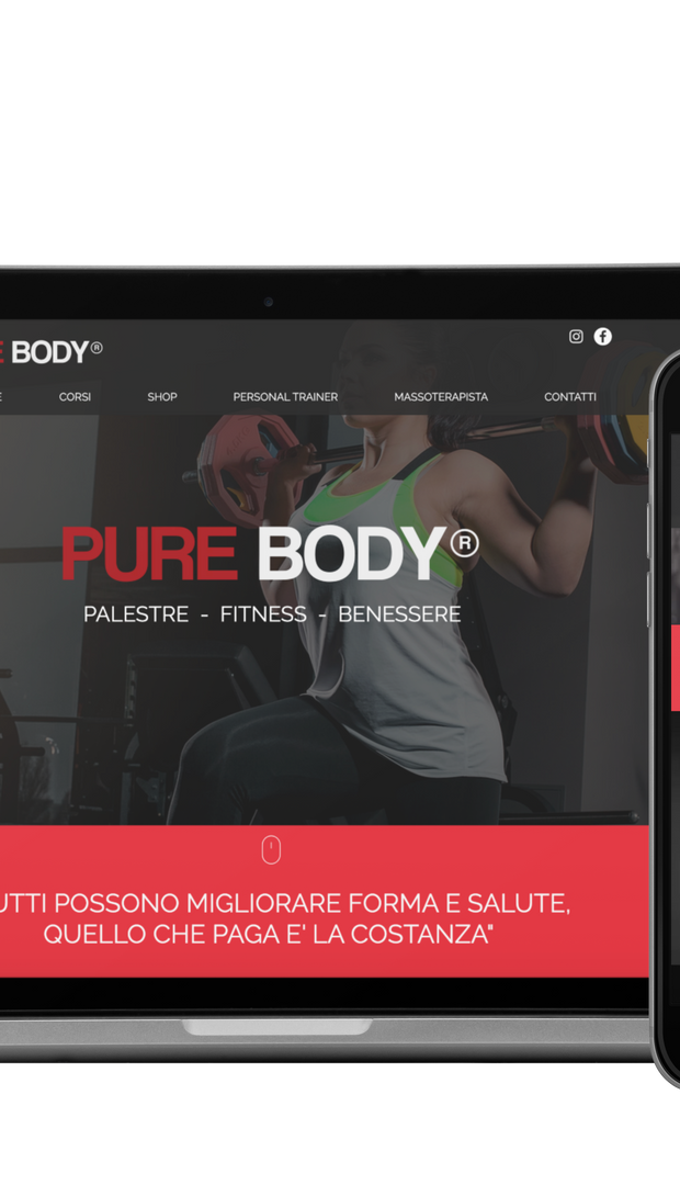 Pure Body - Palestra