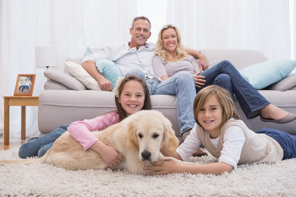 cute-siblings-playing-with-dog-with-thei