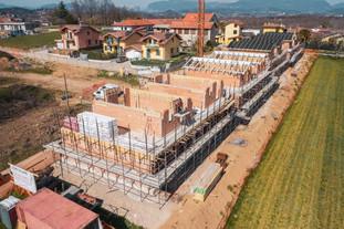 Cantiere di Appiano - Marzo 2021