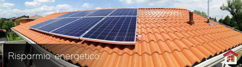 Risparmio energetico: Il fotovoltaico