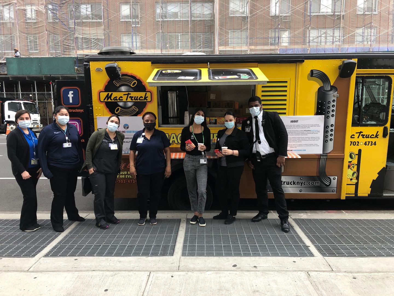 Location: Lenox Health Greenwich Village Photo Credit: NYFTA