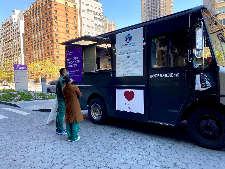 Location: NYU Langone Health - Kimmel Pavillion  Photo Credit: NYFTA