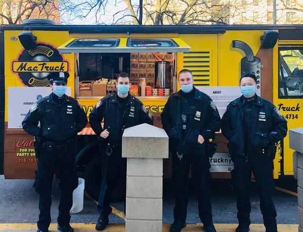 Location: NYPD 9th Precinct Photo Credit: NYFTA