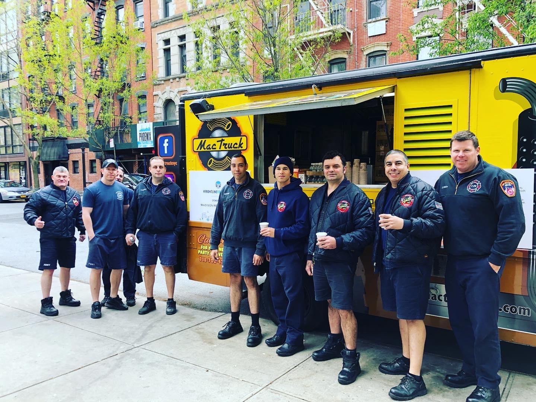 Location: FDNY Engine 28 Ladder 11 Photo Credit: NYFTA