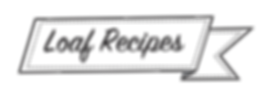 Recipes logo. Loaf Catering is a social enterprise delivering outside catering