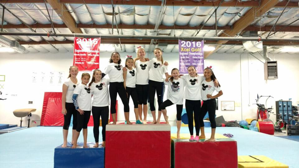 Competitive Team Girl Helpers