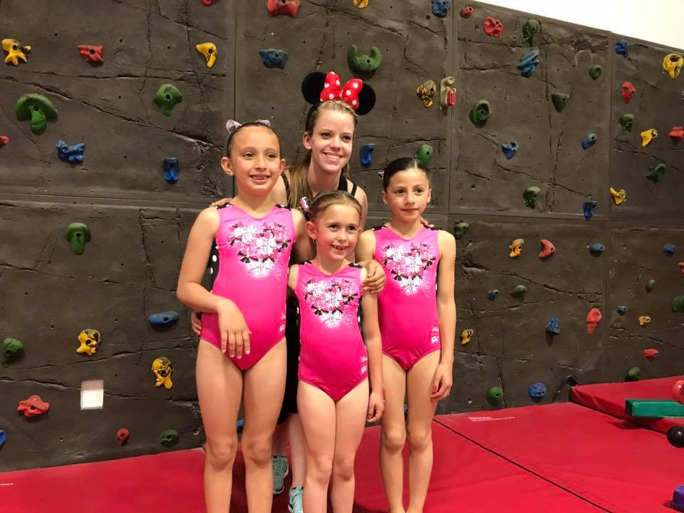 Competitive Team Level 3's w/Coach Allie