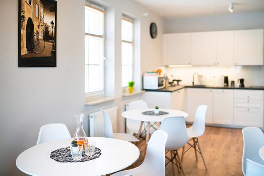 Apartamenty GKM Lublin - kuchnia M4