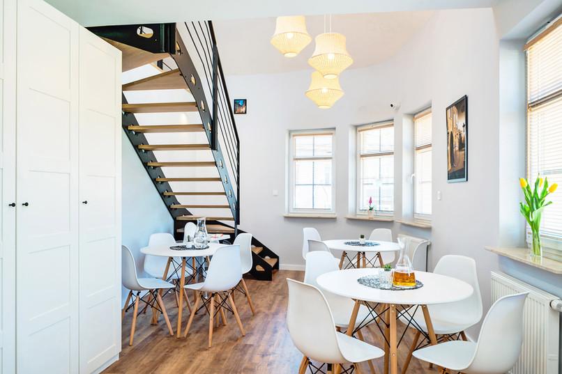 Apartamenty GKM Lublin - jadalnia M4