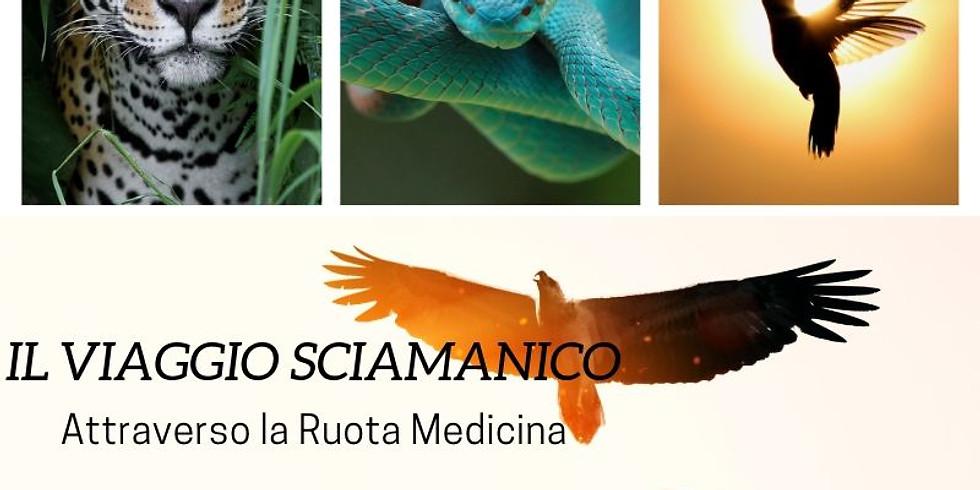Il Viaggio Sciamanico Attraverso la Ruota Medicina