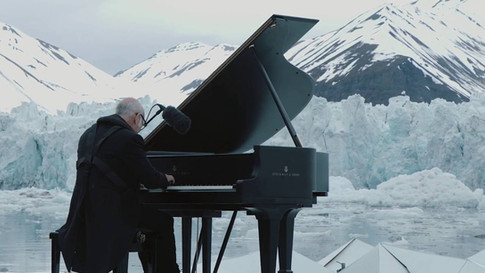 """Elegy for the Arctic""´- Ludovico Einaudi"