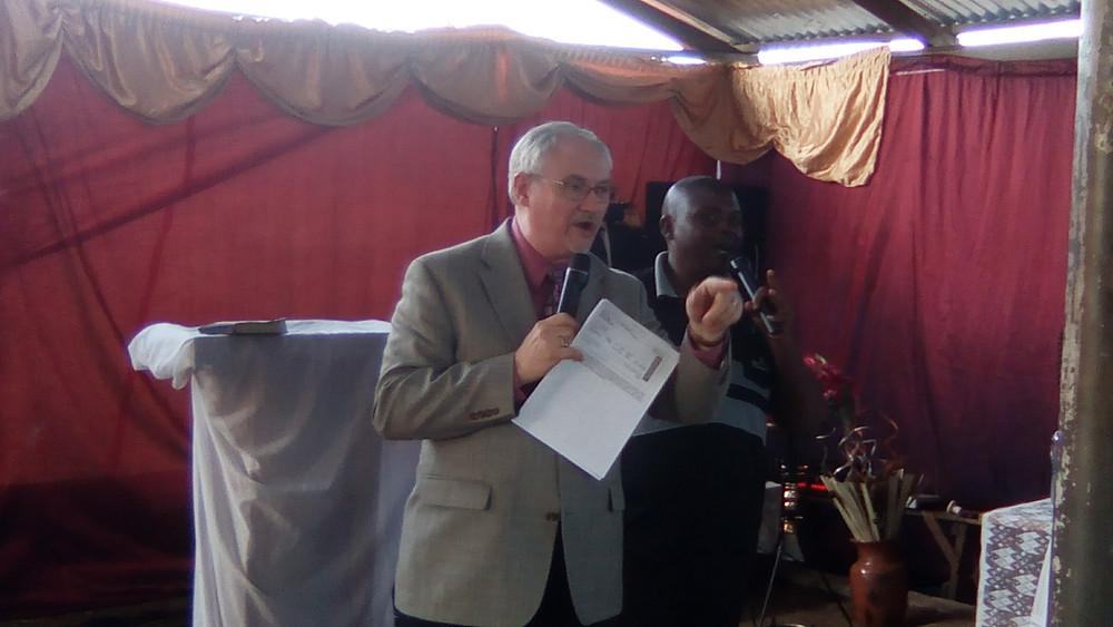 """Pastor Tim Hogg teaching on """"Pastoring the Prophetic"""""""