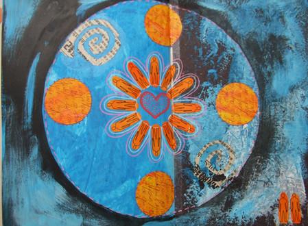 """""""Journal Créatif® et Mandala"""""""