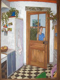 La cuisine et Sidonie 2008 - Copie
