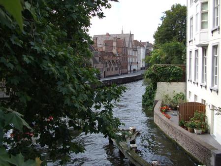 """""""Carnet de voyage à Bruges"""""""