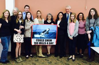 Washington Senate Introduces Preemptive Ban Against Cetacean Captivity