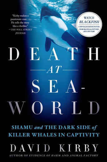 Death at SeaWorld Paperback Release Kicks Off the Summer of the Killer Whale
