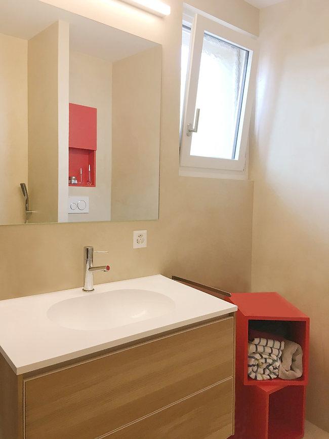 Espaces sanitaires | Hakan Ozdemir Architecture | Genève