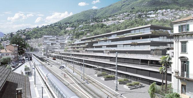 Etude sur le quartier de la Gare | Hakan Ozdemir Architecture | Genève