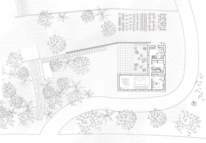 Maison en pierre | Hakan Ozdemir Architecture | Genève