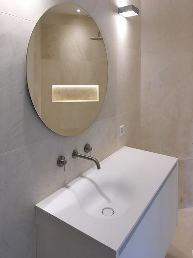 Espaces sanitaires   Hakan Ozdemir Architecture   Genève