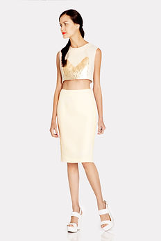 Spring Summer 2014 collection Code Le Vush fashion clothing designer London