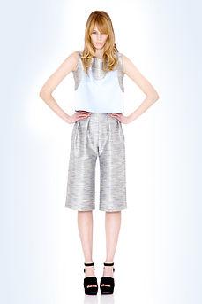 Autumn winter 2014 collection Code Le Vush fashion clothing designer  London