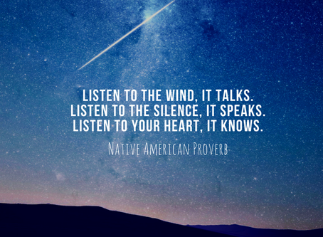 Shhh...Your Intuition is Talking