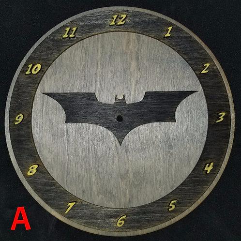 """12"""" Batman (Dark Knight) Clock"""