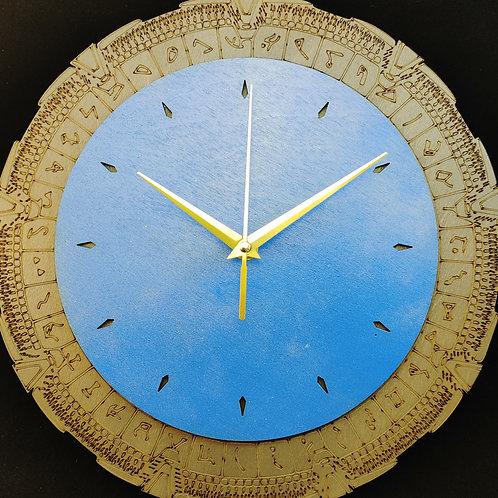 """12"""" Stargate Clock"""