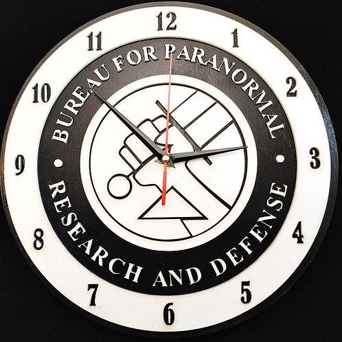 "12"" BPRD Clock"