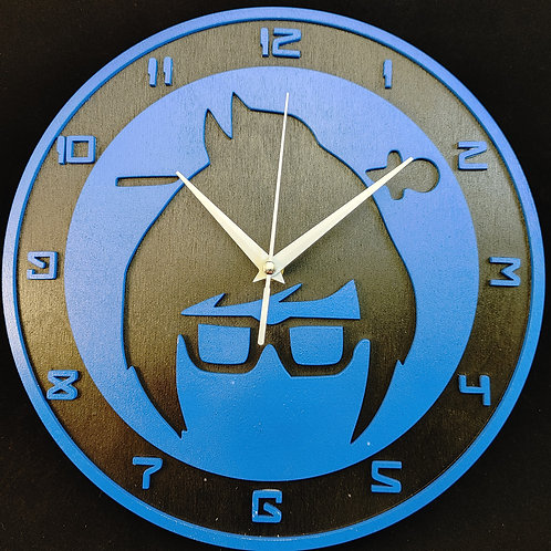"""12"""" Mei Clock"""