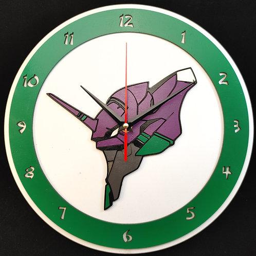 "12"" Evangelion Clock"