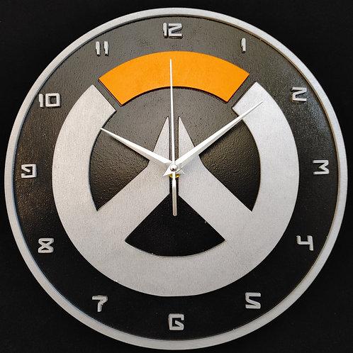 """12"""" Overwatch Clock"""