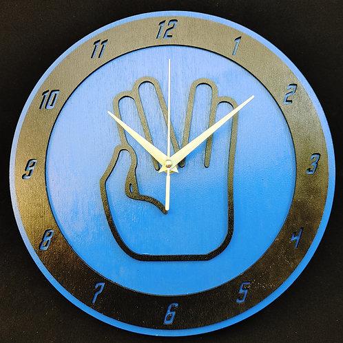 """12"""" Spock Clock"""