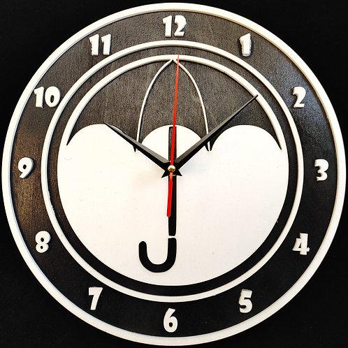 """12"""" Umbrella Academy Clock"""