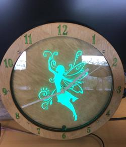 Nightlight Clock
