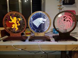 Game of Clocks