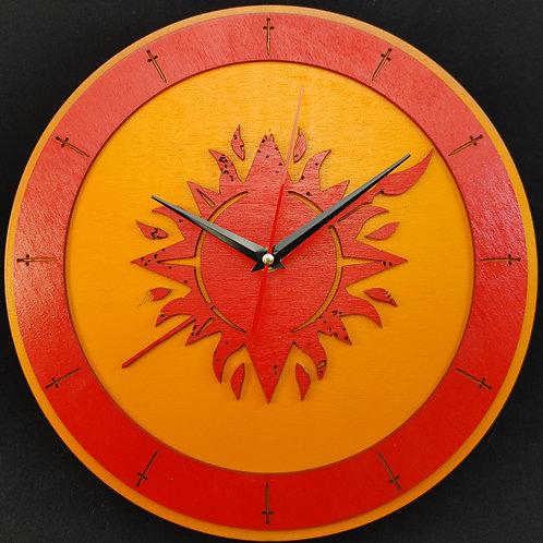 """12"""" Martell Clock"""