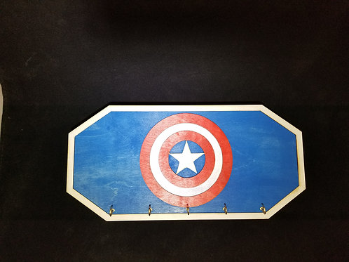 Captain America Key Holder