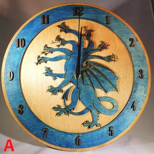 "12"" Hydra Clock"
