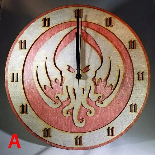 """12"""" Cthulu Clock"""