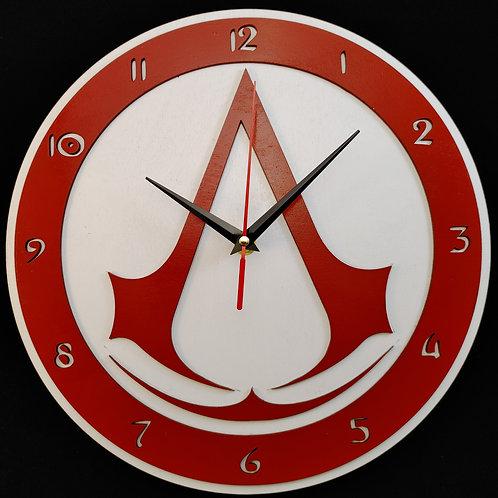 "12"" Assassin's Creed Clock"